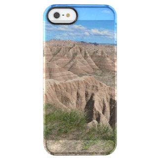 Eastern Badlands Loop Clear iPhone SE/5/5s Case