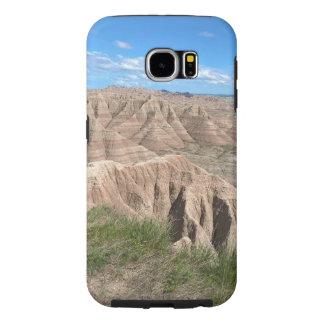 Eastern Badlands Loop Samsung Galaxy S6 Case