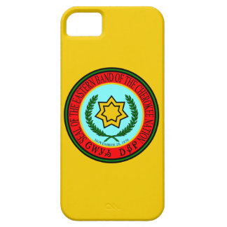 Eastern Band Of The Cherokee Seal Cover For iPhone 5/5S