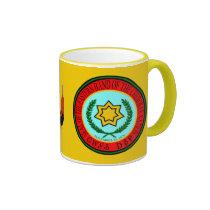 Eastern Band Of The Cherokee Seal Coffee Mugs