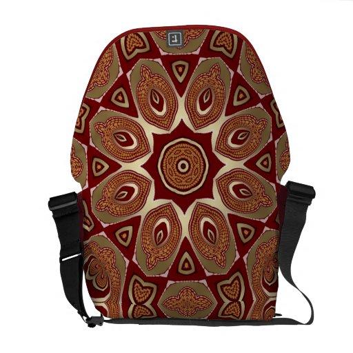 Eastern Batik Modern Rickshaw Messenger Bag
