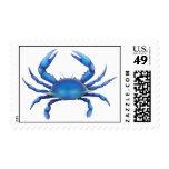 Eastern Blue Crab Postage Stamp