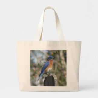 Eastern Bluebird Male Bag