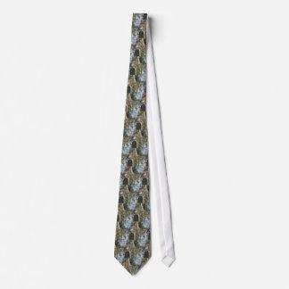 Eastern Bluebird Male Tie