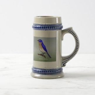 Eastern Bluebird rev.2.0 Mousepads and Mugs