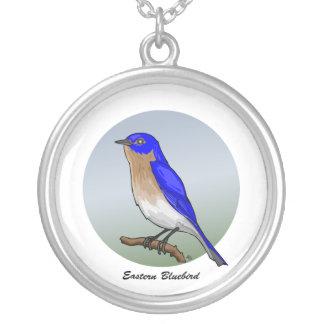 Eastern Bluebird rev.2.0 Necklaces