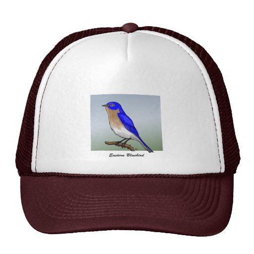 Eastern Bluebird rev.2.0 Shirts and Apparel Trucker Hat
