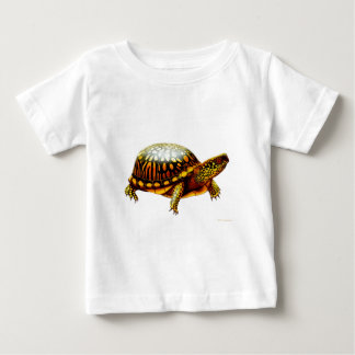 Eastern Box Turtle Baby T-Shirt