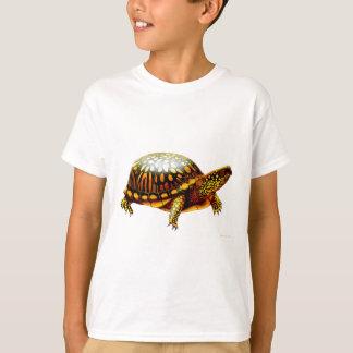 Eastern Box Turtle Kids T-Shirt