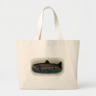 Eastern Brook Trout Painting Bags