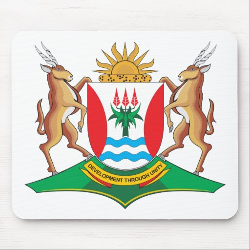 Eastern Cape Coat of Arms Mouse Pad