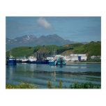 Eastern Channel, Dutch Harbor, AK Postcards