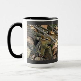 Eastern Chipmunk - Tamias striatus Mug