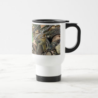 Eastern Chipmunk - Tamias striatus Travel Mug