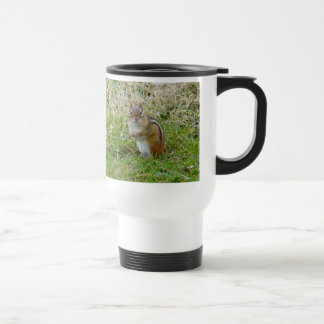 Eastern Chipmunk Travel Mug