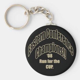 Eastern Conference Champions Keychain