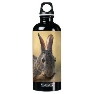 Eastern Cottontail - Animal Water Bottle