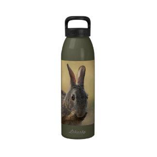 Eastern Cottontail - Animal Water Bottles