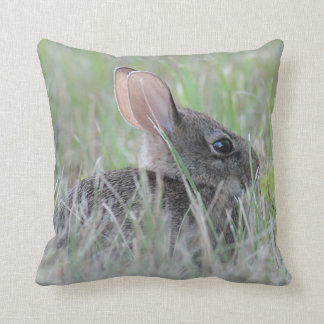 Decorative Pillows With Rabbits : Wild Rabbits Pillows - Decorative & Throw Pillows Zazzle