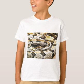 Eastern Diamond Back Rattle Snake T-Shirt