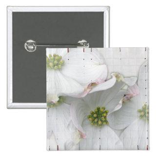 Eastern Dogwood Blossoms - Cornus florida Button
