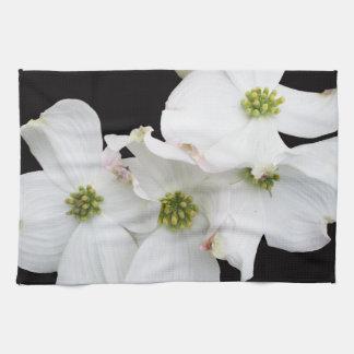 Eastern Dogwood Blossoms - Cornus florida Towel