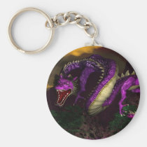 eastern, dragon, dragons, chinese, china, japanese, japan, fantasy, art, oriental, orient, ancient, east, realism, Keychain with custom graphic design