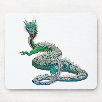 eastern dragon mouse pads