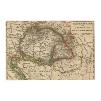 Eastern Europe Placemat