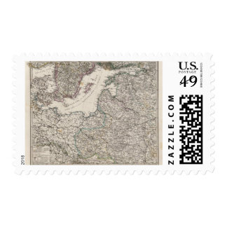Eastern Europe, Russia, Sweden Stamp