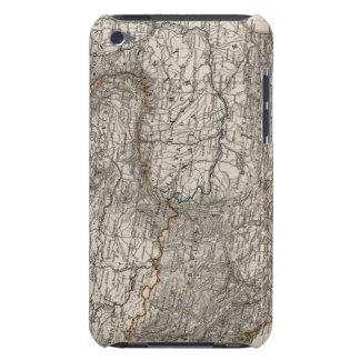 Eastern Europe, South Russia, Turkey iPod Case-Mate Case