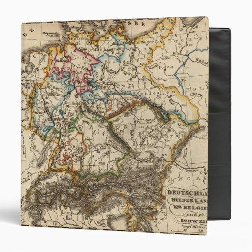 Eastern European Map Binders