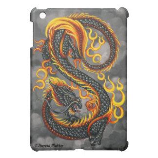 Eastern Fire Dragon iPad Case