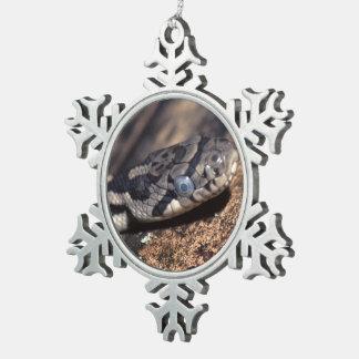 eastern fox snake ornament