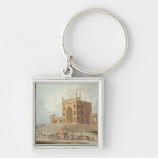 Eastern Gate of the Jummah Musjid at Delhi, from ' Key Chains