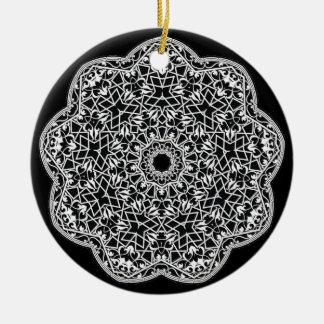 Eastern Geometric Design Ornament