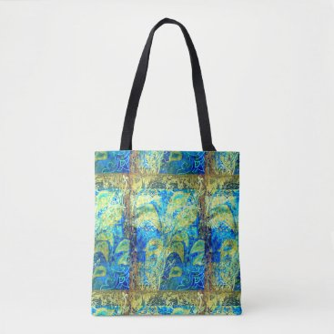Beach Themed Eastern Graphic Bag For Shopping