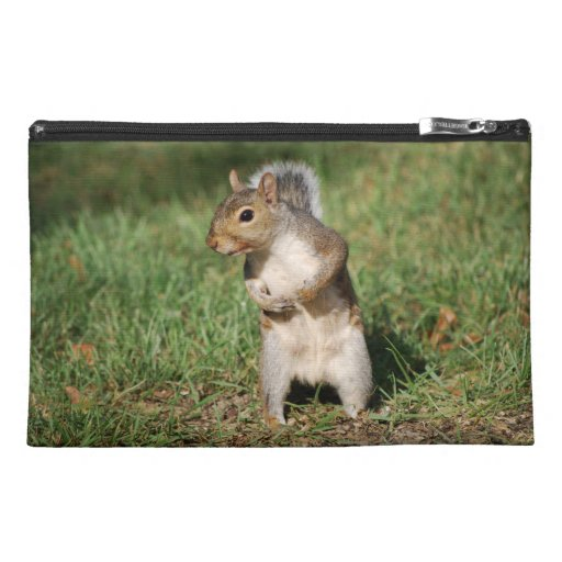Eastern Gray Squirrel Travel Accessories Bags