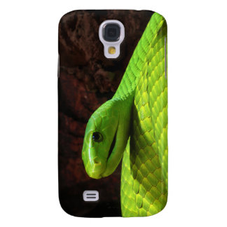 Eastern Green Mamba Dendroaspis Angusticeps Galaxy S4 Case