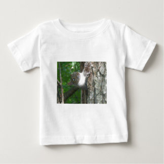 Eastern Grey Squirrel (Sciurus carolinensis) Items Baby T-Shirt