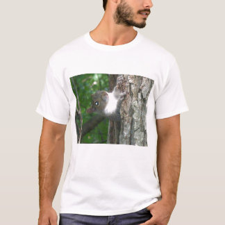 Eastern Grey Squirrel (Sciurus carolinensis) Items T-Shirt