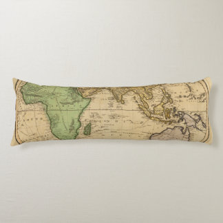 Eastern Hemisphere 10 Body Pillow