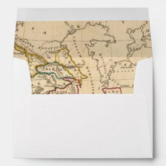 Eastern Hemisphere 11 2 Envelope