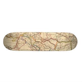 Eastern Hemisphere 11 2 Skateboard Deck