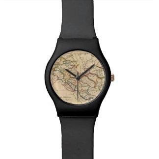 Eastern Hemisphere 11 2 Wristwatch