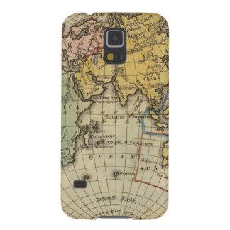 Eastern Hemisphere 11 Galaxy S5 Cover