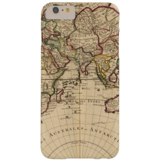 Eastern Hemisphere 12 Barely There iPhone 6 Plus Case