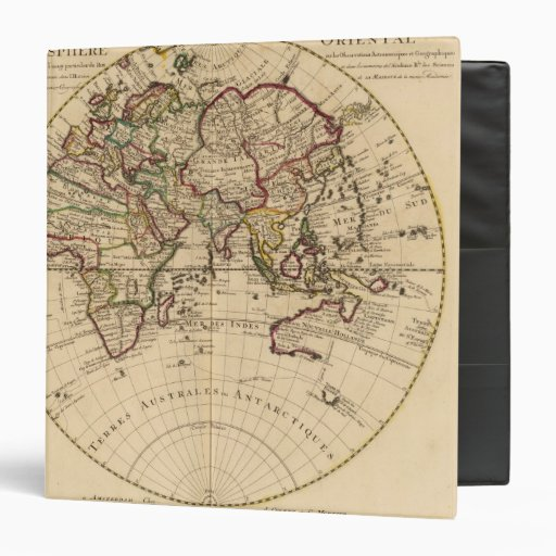 Eastern Hemisphere 12 Binder