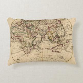 Eastern Hemisphere 12 Accent Pillow