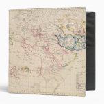 Eastern Hemisphere 12 Vinyl Binders
